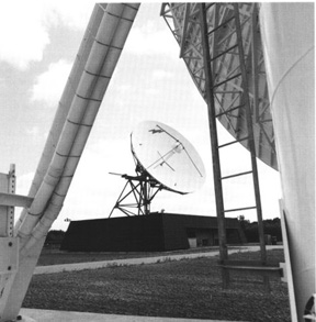 Dutch Interception Station (Photo: Netherlands Military Intelligence Service)